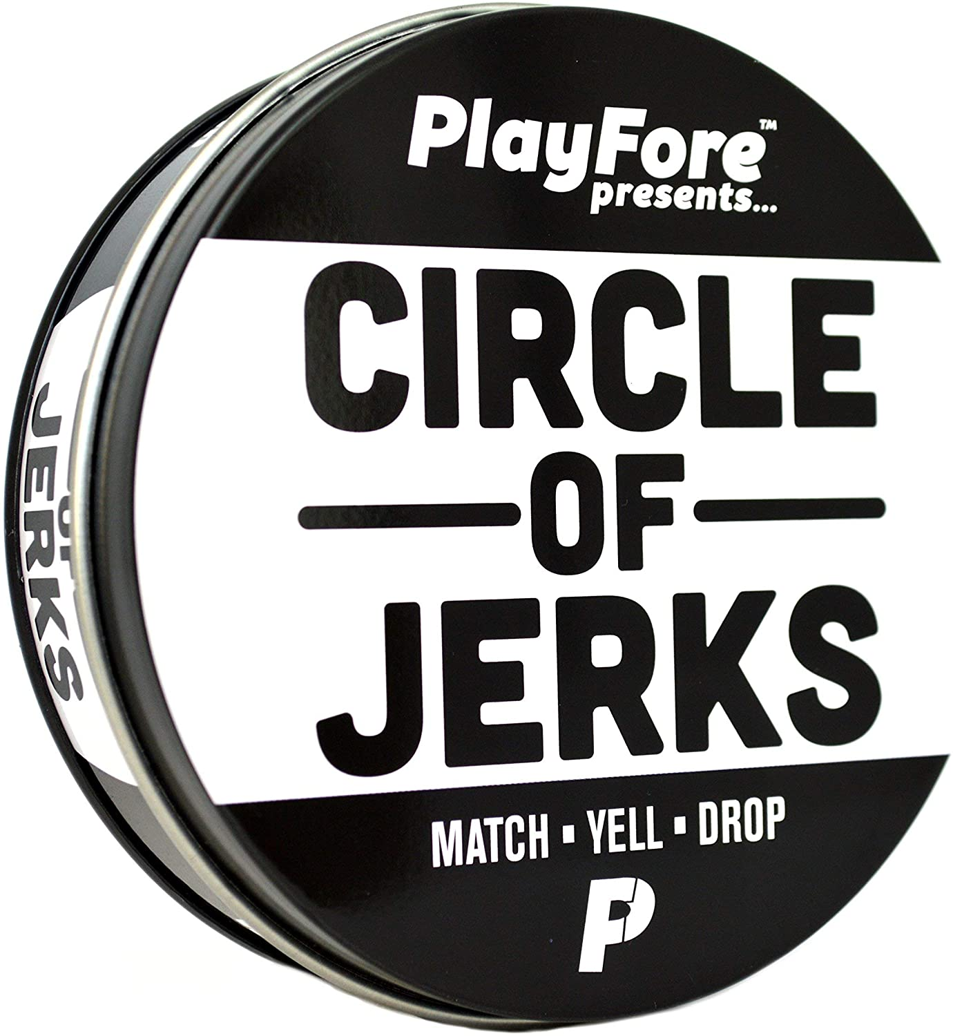 Circle of Jerks - The Party Game for Inappropriate Adults