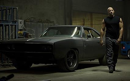 Posterhub Movie Fast Five Fast & Furious Vin Diesel Dominic