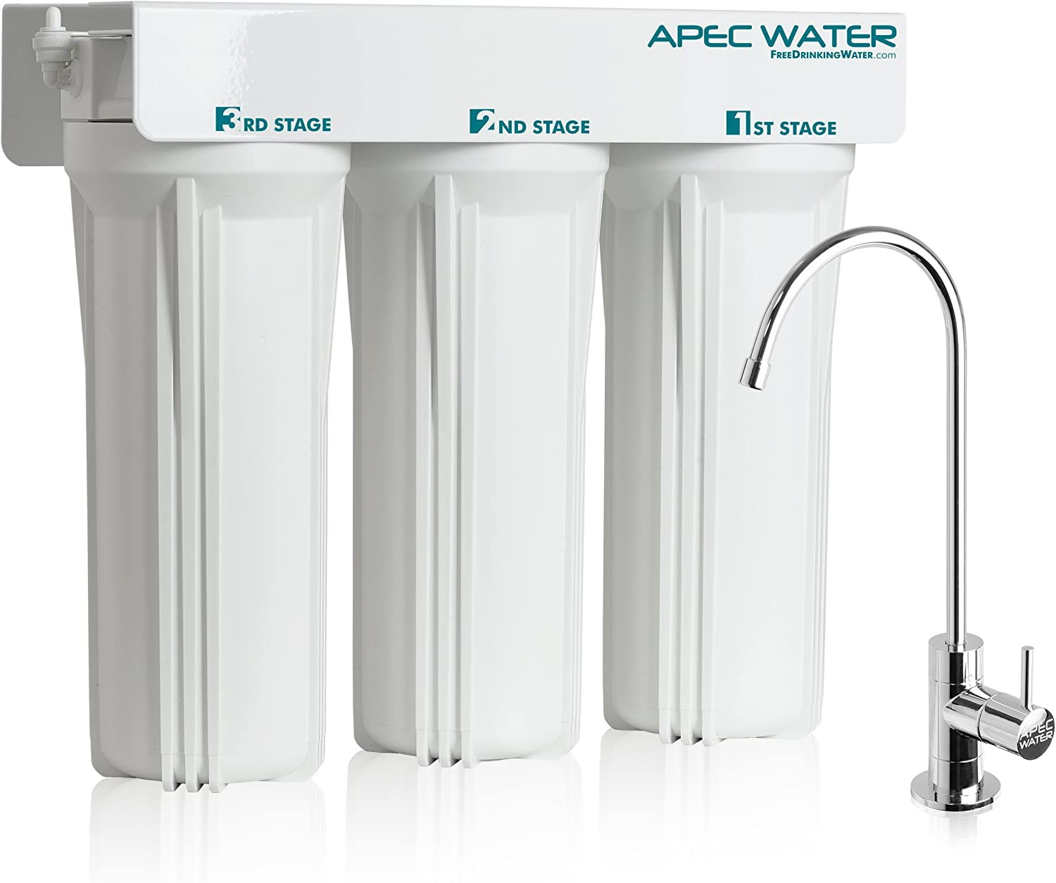 APEC Water WFS-1000 Under-Sink Water Filter Reviews