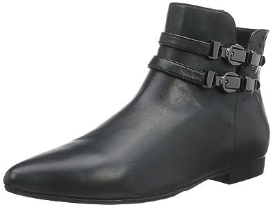Femmes Bottes schwarz noir, (schwarz) G39707