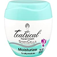 TEATRICAL Facial Moisturizer with Buddleja Davidii Stem Cells, 3.5 Ounces
