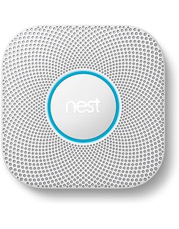 Nest Protect 2 - Detector De Humo y CO, Blanco, Versión Española
