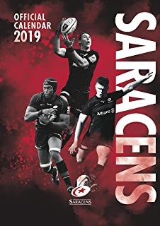 b2f61f756ea England Rugby Union Official 2019 Calendar - Square Wall Cal: Amazon ...
