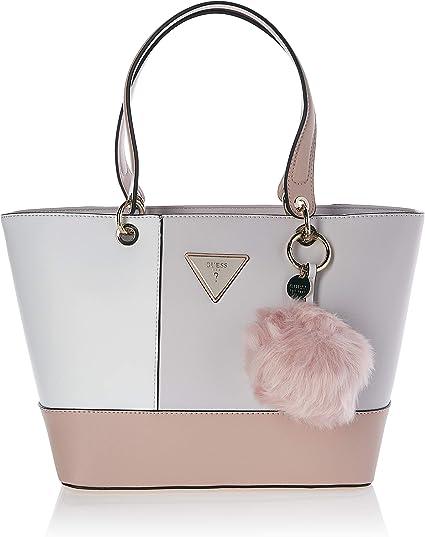 Guess KAMRYN TOTE ZIP (rosa) Handtaschen bei
