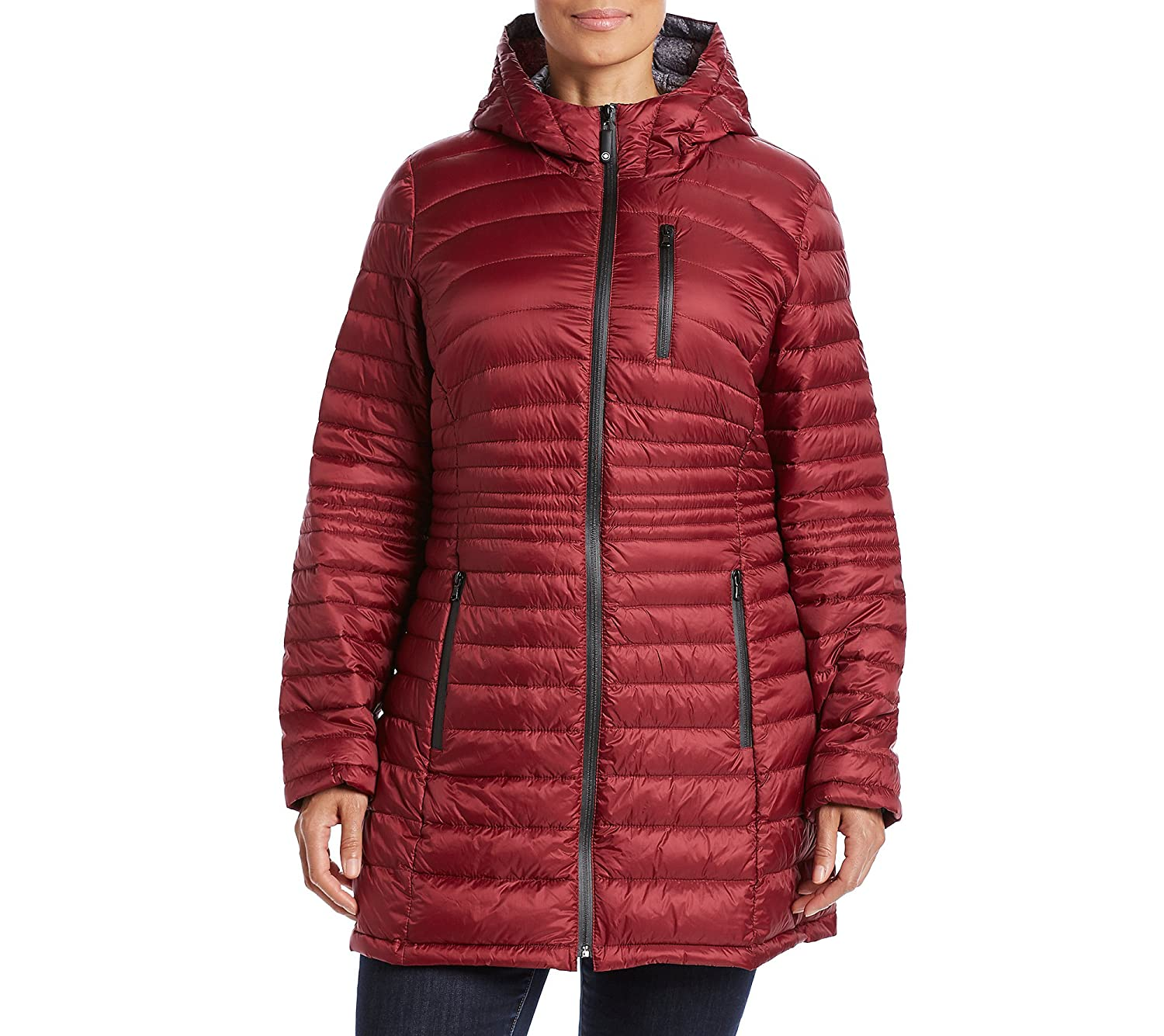 04db7ccc2 HFX Halifax Plus Size Packable Down Jacket