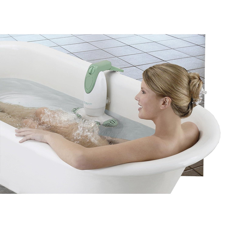 Amazon.com: Conair Dual Jet Bath Spa: Health & Personal Care
