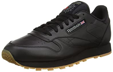 1d743f5b Reebok Classics Men's Cl Lthr Leather Running Shoes
