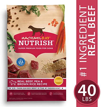 Rachael Ray Super Premium Dry Dog Food - The Best Dog Food for All Life Stages