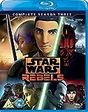 Star Wars Rebels - Season 3 [Blu-ray] [Import italien]