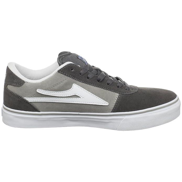 Amazon.com: Lakai Mens Manchester Select Skate Shoe,Charcoal/Grey Suede,14 M US: Shoes