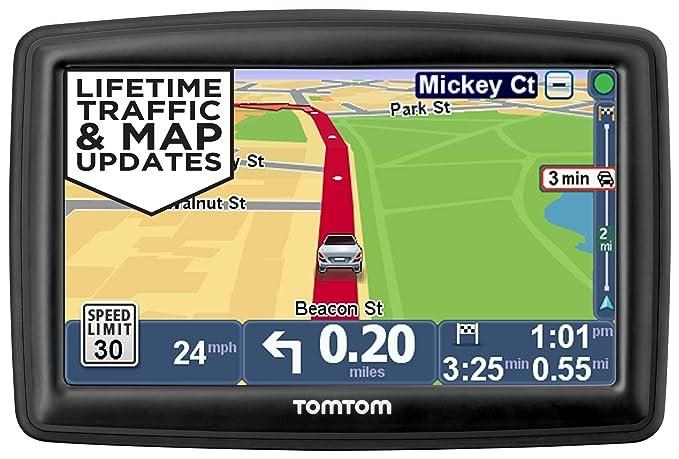 Amazon.com: TomTom START 55TM 5-Inch GPS Navigator with Lifetime
