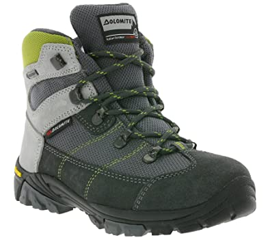 c3c6f038f19 Dolomite Flash Plus II GORE-TEX Kids Hiking Shoes Green 85770200002 ...