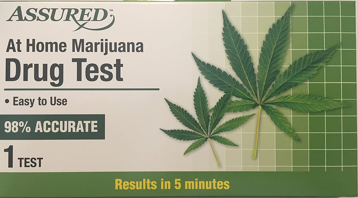Assured at Home Marijuana Drug Test