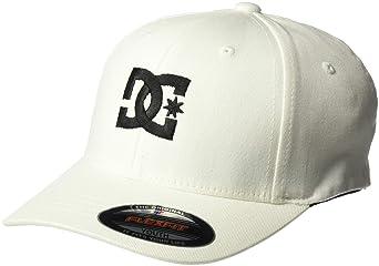 16e3dfe2b3c4e Amazon.com: DC Apparel - Kids Boys' Big Cap Star 2 Trucker HAT Youth, Black  1SZ: Clothing