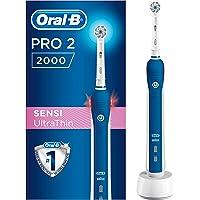 Oral-B PRO 2 2000 - Cepillo Eléctrico Recargable