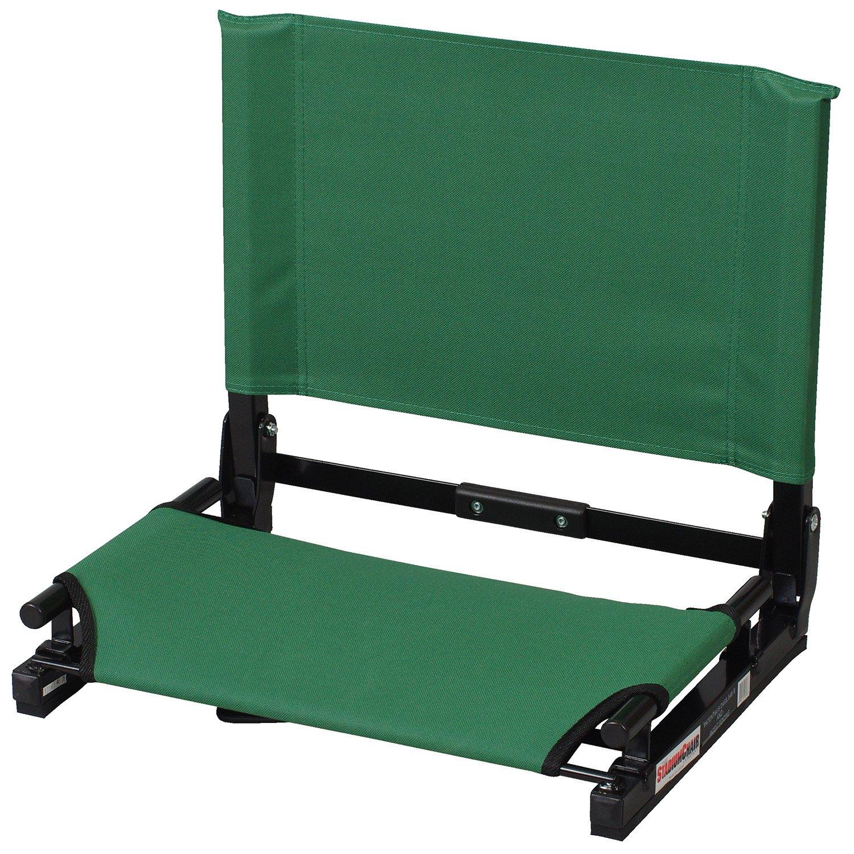 The Stadium Chair ゲームチェンジャー スタジアムチェア B01C7PDRQE グリーン グリーン