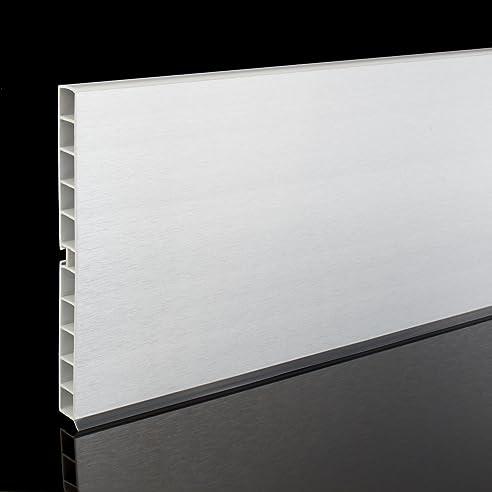 1,5m KÜCHENSOCKEL ALUMINIUM 150mm Sockelleisten Küchen ...
