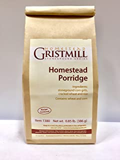 product image for Homestead Gristmill — Non-GMO, Chemical-Free, All-Natural Homestead Porridge (2 Pack)