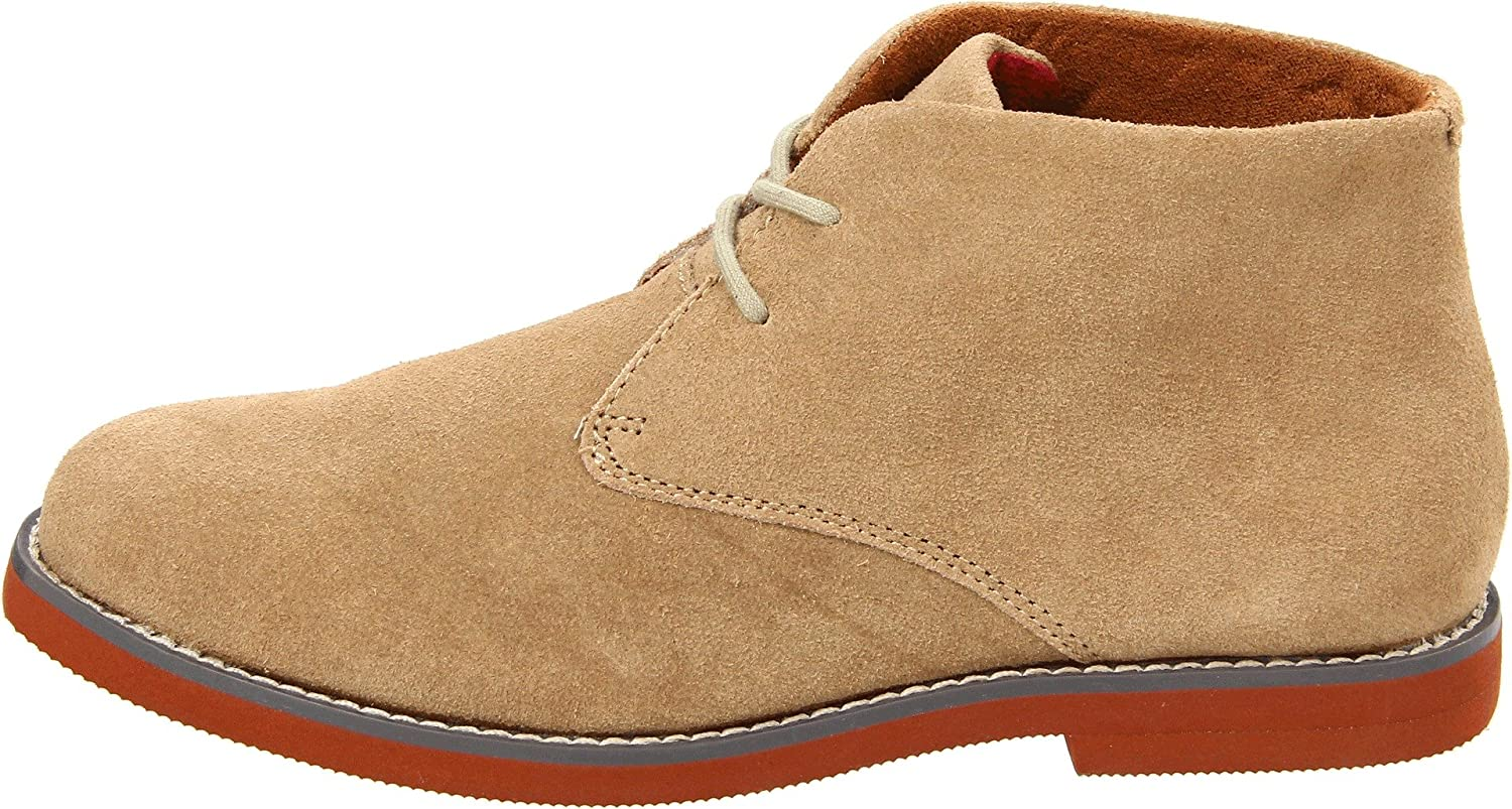 Florsheim Kids Quinlan Junior Chukka Uniform Boot Little kid//Big kid