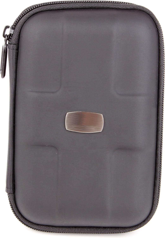 Hard Carry Case Bag Protector For Freeagent Seagate Goflex 1.5Tb  1Tb 2Tb /_black