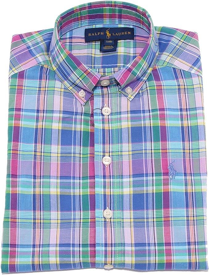Ralph Lauren - Camisa - Manga Larga: Amazon.es: Ropa y accesorios
