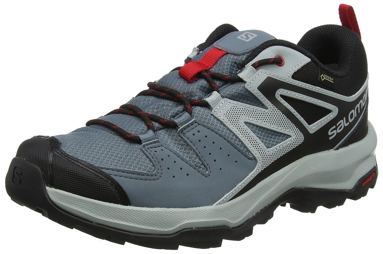 gris SALOMON X Radiant GTX, Chaussures de Trail Homme 46 2 3 EU