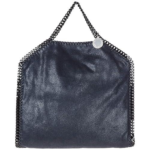 e762cea7ffa1 Stella Mccartney women Falabella Fold Over handbag blu  Amazon.co.uk  Shoes    Bags