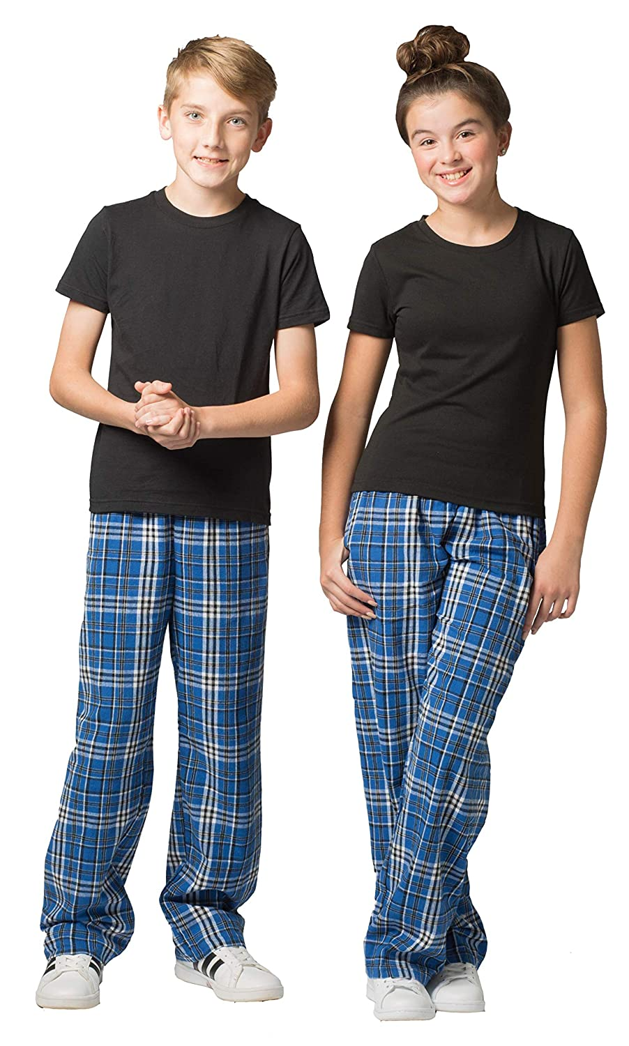 Hometown Clothing BUNDLE Orange//Navy-L Boys Flannel Pant /& 10/% OFF coupon,