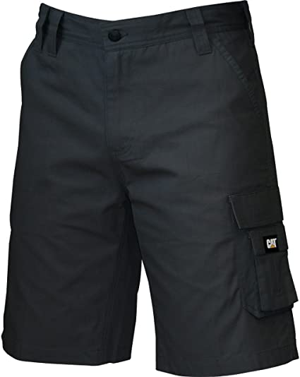 79b6a6e46a New Caterpillar C1820916 DL Males Work Shorts Belt Buckle Short Pent For  Mens: Amazon.co.uk: Clothing