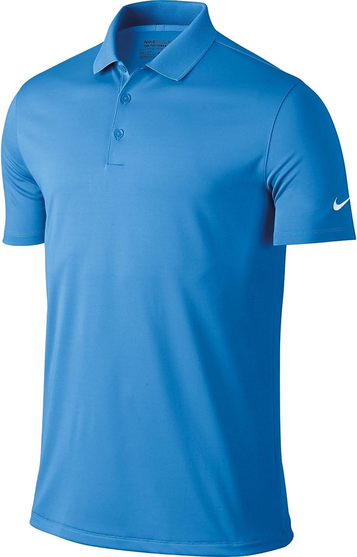 Nike Victory Solid, Camiseta Polo de Golf para Hombre: Nike ...