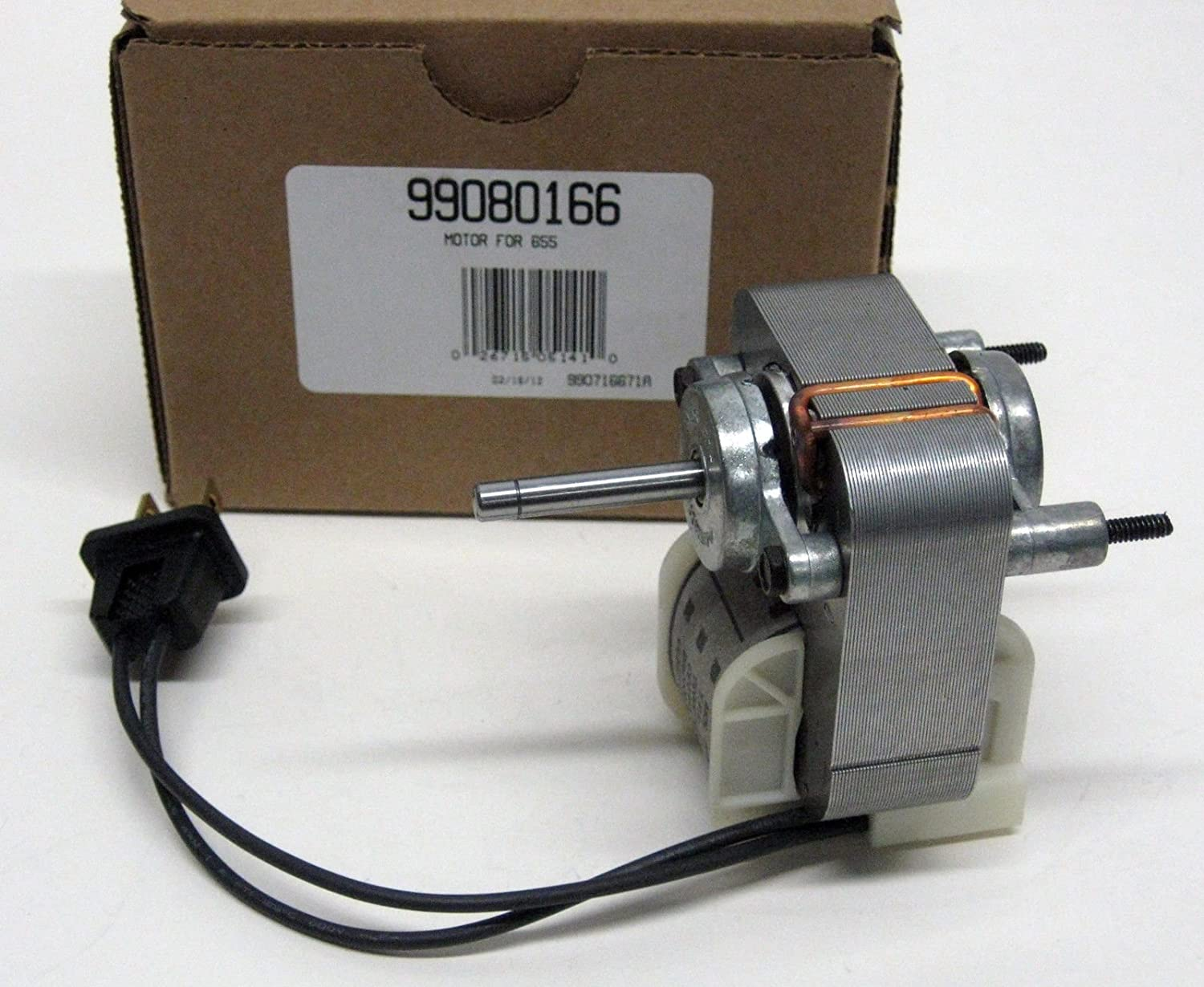 Broan Replacement Vent Fan Motor # 99080596 1.6 Amps 1700 RPM 120v for sale online