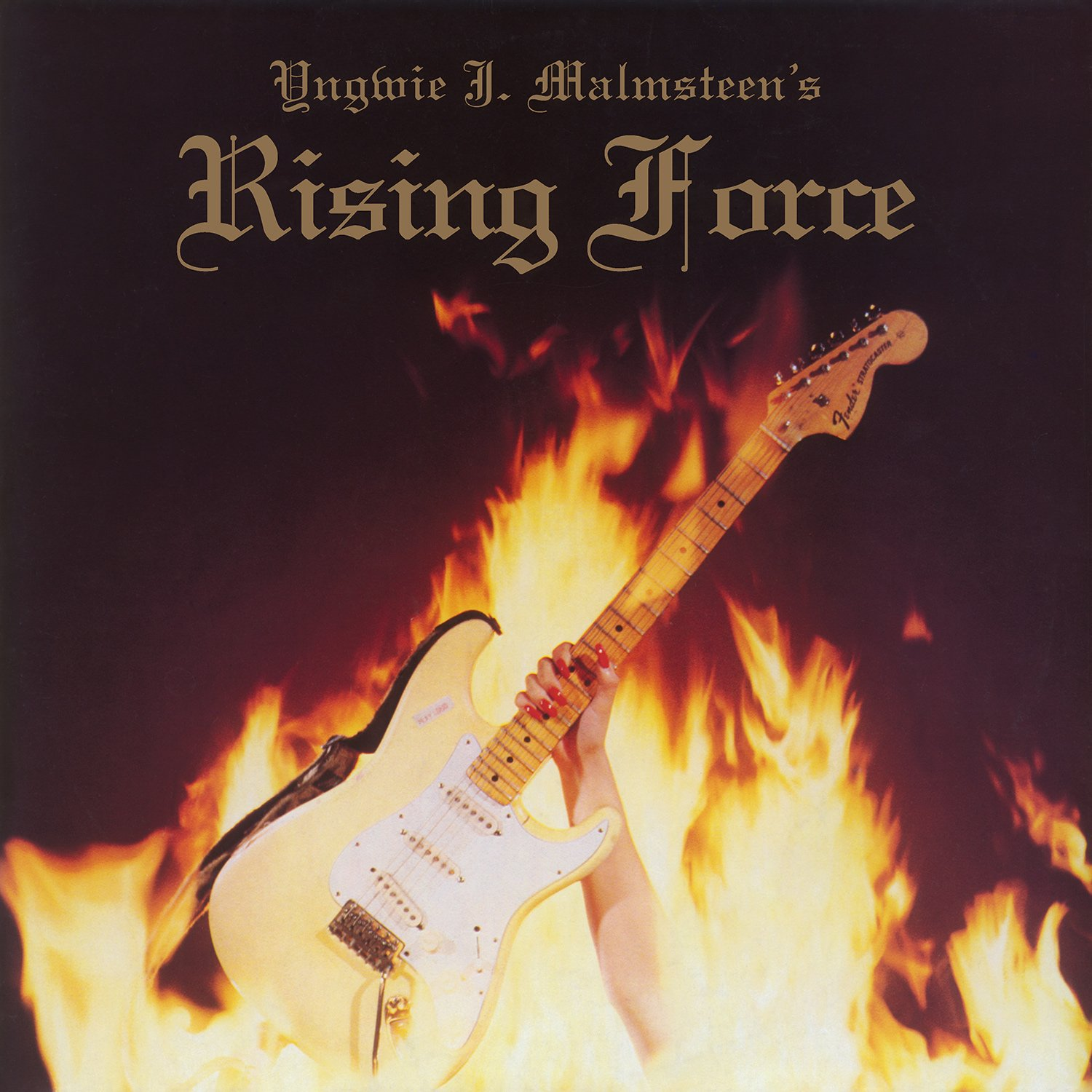 Buy Rising Force [180 gm black vinyl] Online at Low Prices in India |  Amazon Music Store - Amazon.in