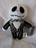 "Disney's / Tim Burton's the Nightmare Before Christmas Jack Skellington 9"" Plush TOY"