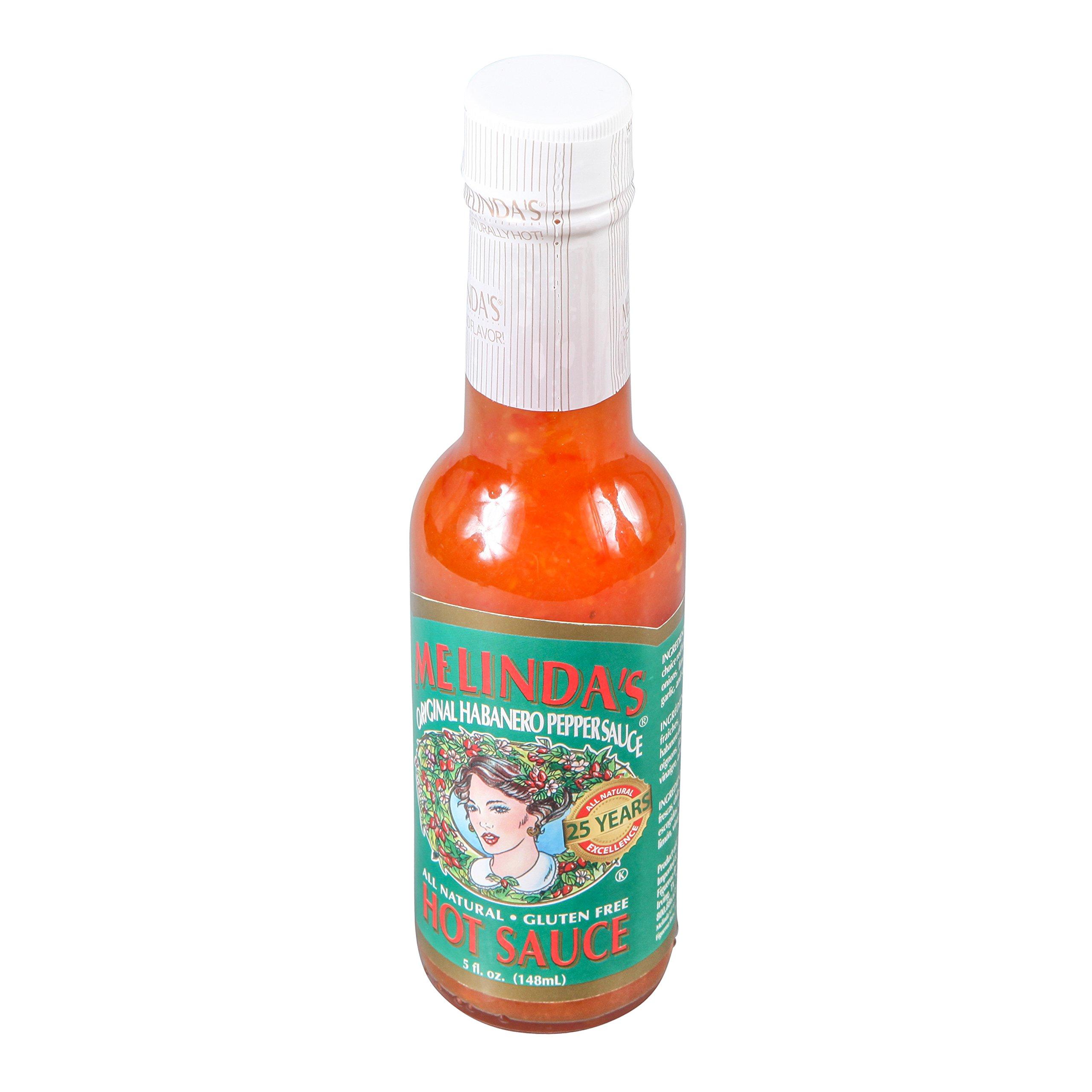 Melinda's Hot Sauce, 5 oz