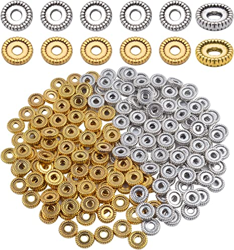 jewellery making supplies Spacer Beads pack of 200 Star Spacer Beads