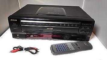 Amazon.com: Aiwa xc-30 m reproductor de CD compacto Dics ...