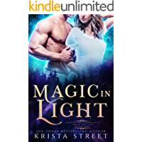 Magic in Light: Paranormal Shifter Romance (Supernatural Community Book 1) book cover