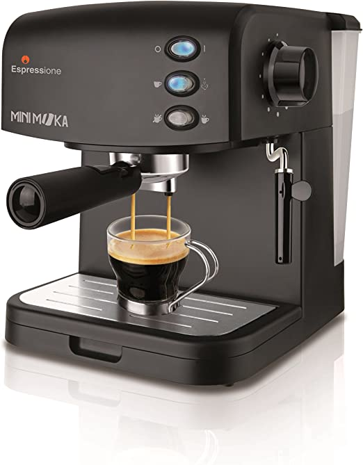Amazon.com: Espressione CM-1695 Minimoka Espresso Machine ...