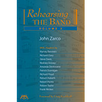 Rehearsing the Band, Volume 3 book cover