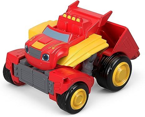 Blaze y los Monster Machines- Robot Supertransformación de Juguete ...