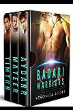 Badari Warriors: Sectors New Allies Books 1-3
