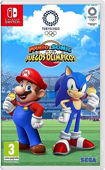 Mario & Sonic en las Olimpiadas de Tokyo 2020: Nintendo: Amazon.es ...