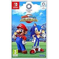 Mario & Sonic en las Olimpiadas de Tokyo