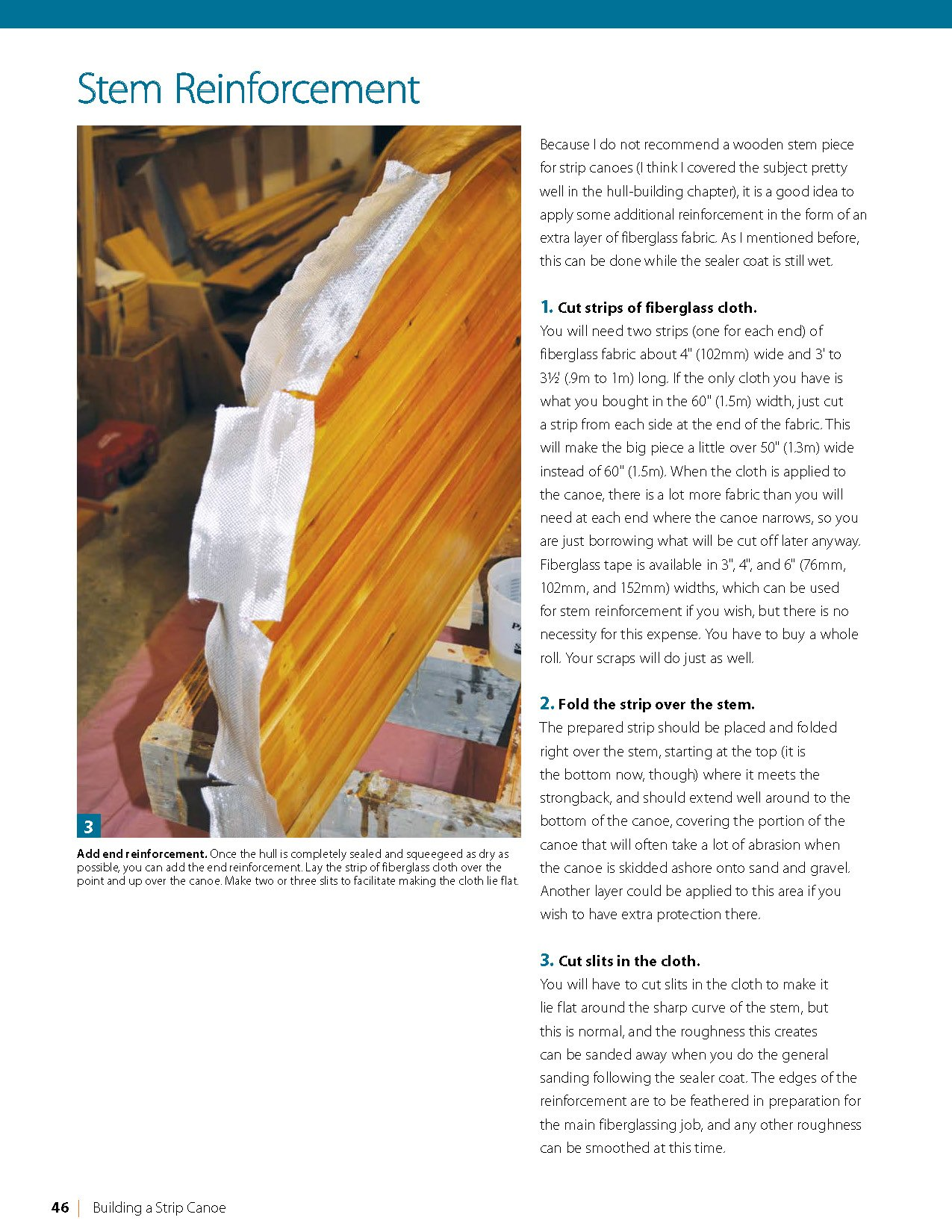 Building a Strip Canoe, Second Edition, Revised & Expanded: Full ...
