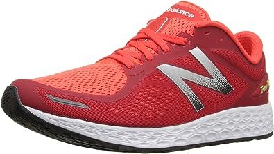 New Balance Mzantrs2 - Zapatillas de running Hombre, Rojo - Rot (RS2 RED/SILVER 4), 40 1/2: Amazon.es: Zapatos y complementos