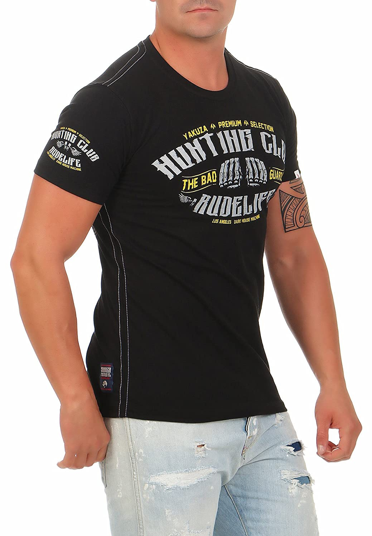 e96ab57515a Yakuza Premium Men s T-Shirt Short Sleeve Shirt yps-2319 - Black ...