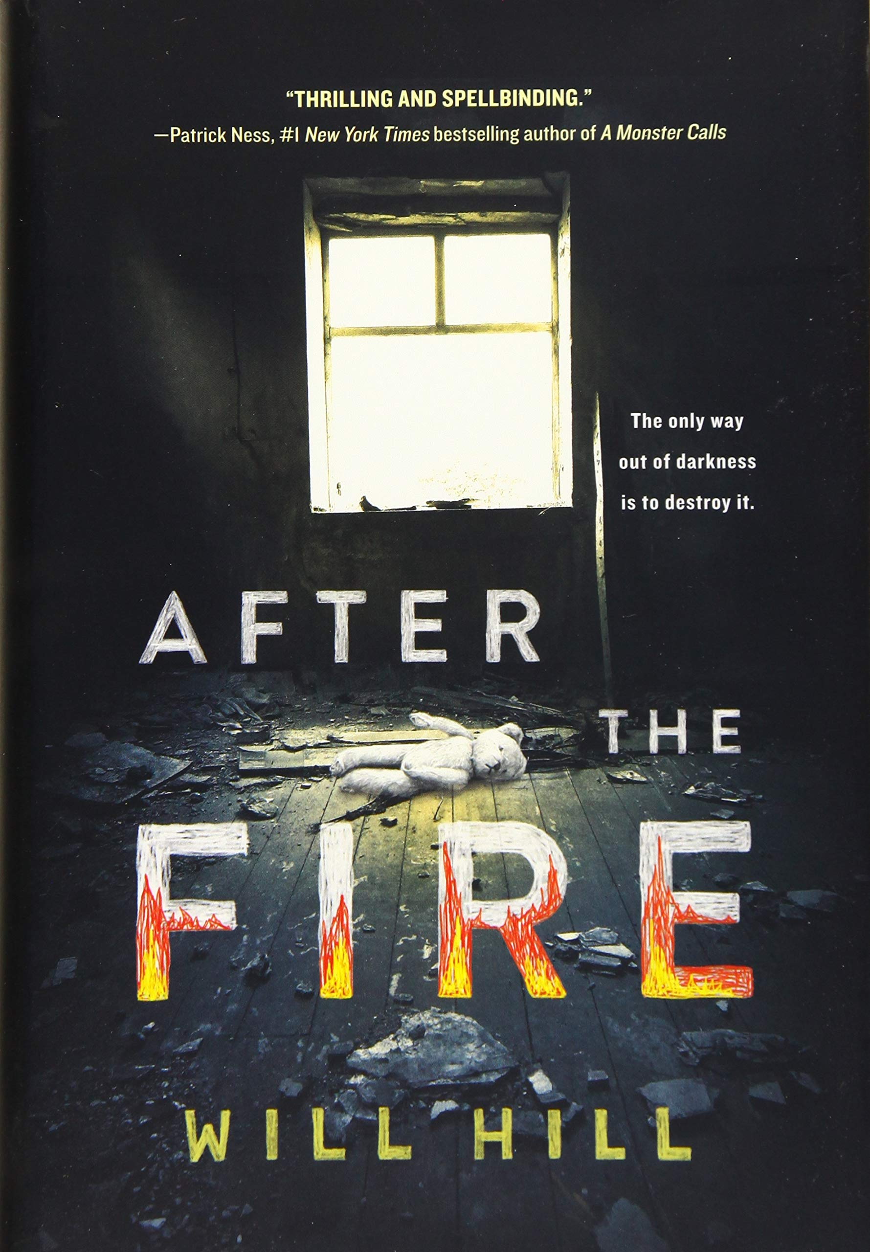 Amazon.com: After the Fire (9781492669791): Hill, Will: Books