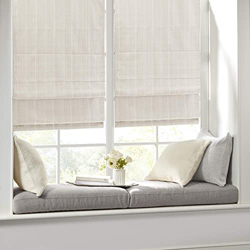 Madison Park Galen Cordless Roman Shade