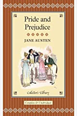 Pride and Prejudice (Collector's Library) Hardcover
