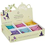 English Tea Shop - Wellness Tee Kollektion, BIO, 6 Sorten, 60 Teebeutel